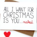 all i want is you naked christmas